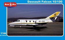 1/144 Micro-Mir 144-018 Dassault Falcon 10/100  2 kits in box