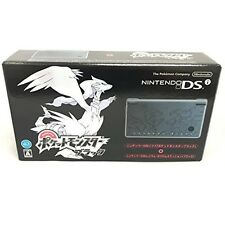 Nintendo DSi Resilam / Zechrome Edition ( Black ) witem Pokemon DS Japan Console