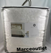 HOTEL COLLECTION Plume KING Comforter Off White $485