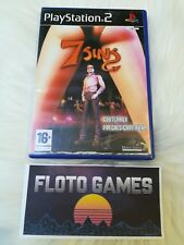 Jeu 7 Sins Sony Playstation 2 PS2 PAL Complet CIB - Floto Games