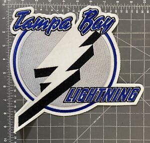 Vintage Tampa Bay Lightning Huge National Hockey League Sweater Jersey Patch NHL