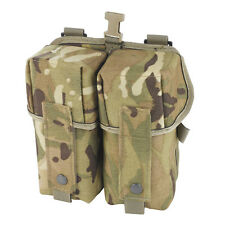PLCE DOUBLE AMMO POUCH MTP AIRBORNE MILITARY AMMO POUCH - BRITISH MADE