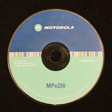 MOTOROLA MPx200 Software CD / CD-ROM