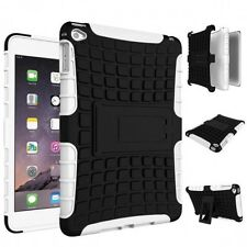 Hybrid Outdoor Protective Case Cover White for Apple iPad 2 / 3 / 4 Pouch Skin