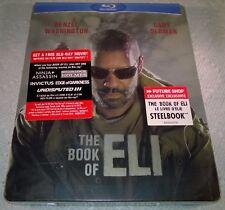 The Book of Eli (2010, Canada, Region Free) Futureshop Exclusive Steelbook NEW