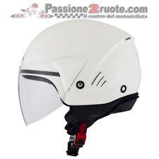 Casco Helmet jet moto scooter Kyt Cougar Bianco White Taglia S