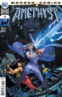 Amethyst (2020) DC - #4, Gemworld, (W/A) Amy Reeder, NM