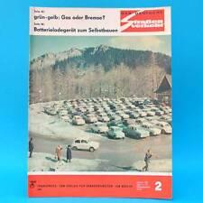 Der Deutsche Straßenverkehr 2/1970 DDR Stema Volkspolizei Berlin MZ Ungarn F