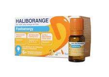 HALIBORANGE Fosfoenergy 10 Flaconi da 10ml Vitamine D, C, gruppo B, fosfoserina