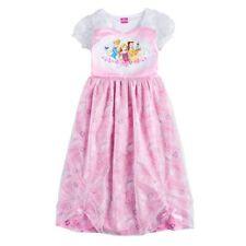 Disney Princess Nightgown Sleepwear Size 4   Up for Girls  1a88c8c57