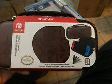 Nintendo Switch Game Traveler Deluxe Travel Case - Legend of Zelda - fast ship!