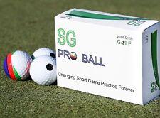 Short Game Golf Training Aid-Chipping malheurs disparaîtra avec ces Boules