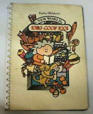 Vintage Cookery Recipe Book - Kathie Webber's New World Young Cook's Book