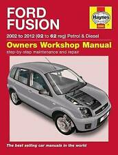 Ford Fusion Owners Workshop Manual by Haynes Publishing Group (Paperback, 2015)