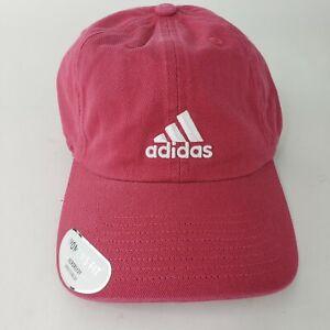 Adidas Women's Saturday 2.0 Cap Victory Crimson women's fits Aeroready Wild Pink