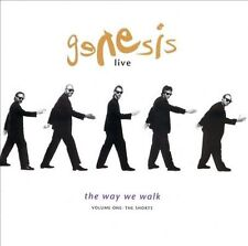 Genesis Live: The Way We Walk, Vol. 1 (The Shorts) by Genesis (UK) (CD,...