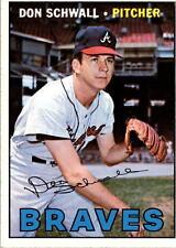 1967 Topps 267 Don Schwall EX #D351925