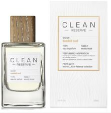 CLEAN Reserve Sueded OUD 3.4 oz EDP Spray for Women, NEW IN BOX, SEALED