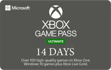 Xbox Game Pass Ultimate, 14 Day Membership, Xbox One / Windows 10 PC compatible