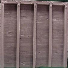 G Scale Pre Size Timber Wall PS803