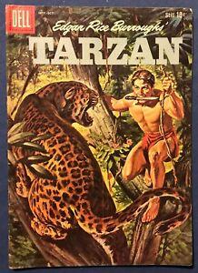 Tarzan #114 Sept 1959