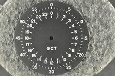 Vintage 16 Size Elgin G.C.T Pocket Watch Dial Excellent Condition