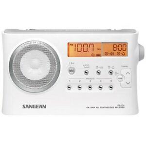 Sangean PR-D4 FM/AM Portable Radio