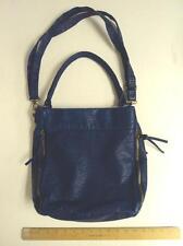 NEW Ladies Bueno Collection Bright BLUE HandBag Tote Shoulder Purse Bag