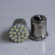 1pc Auto T20 1156 BA15S Amber 22-SMD LED Turn Signal Lights TailLight Bulb Lamp