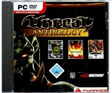 UNREAL ANTHOLOGY - PC DVD-ROM  alle Teile 1 Auktion