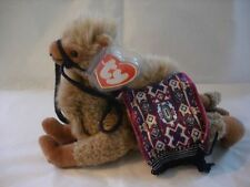 Vintage Ty plush Lawrence Brown Camel Beanie Babies NWT