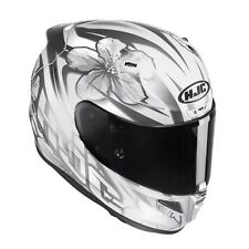 Casco Helm Casque Helmet HJC RPHA 11 CANDRA MC-10SF BIANCO NERO XXS