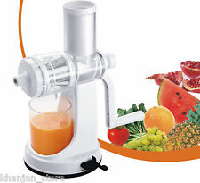 Ganesh Juicer For Multi purpose Fruit-Vegetable Juicer Extractor with Handle