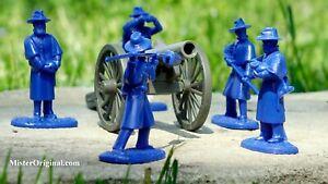 Armies in Plastic Civil War Union Heavy Artillery Siege Gun 30-pounder 1/32 54mm