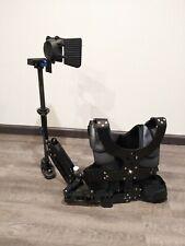 Camera Steadycam + Arm Vest Stabilization system + Quick Release
