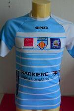 Maillot USAP Perpignan catalan rugby  # 22 bon état !!!!!!!!!!!!!!!!!!!!!!!!!!!!