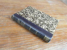 LAURENCE STERNE A Sentimental Journey through France and Italy TAUCHNITZ 1861
