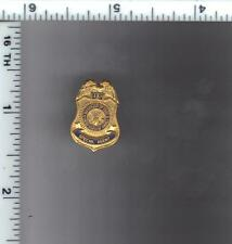 U.S. Dept. of State Special Agent Lapel Pin / Tie-Tac - from the 1980's
