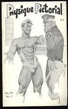 1965 gay art/graphics/photos Bob Mizer's Physique Harry Bush/Tom of Finland