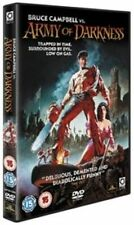 Army of Darkness Evil Dead 3 1993 DVD Fantasy Horror Bruce Campbell
