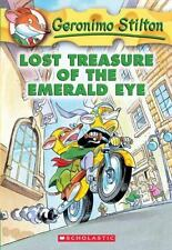 NEW! Lost Treasure of the Emerald Eye (Geronimo Stilton, No. 1) (J1)