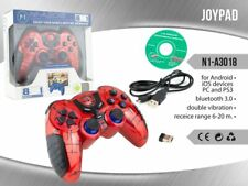 Gamepad Joypad Bluetooth 12 Pulsanti 4 Axis N1-A3018 Pc Ps3 Android Tv mar