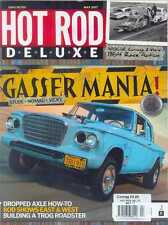 HOT ROD DELUXE MAGAZINE - May 2017 (NEW COPY)
