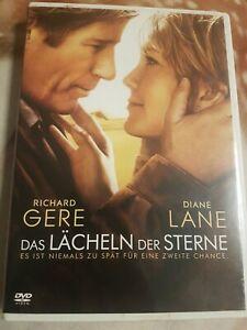 DVD * Das Lächeln der Sterne * Richard Gere & Diane Lane * Zustand sehr gut