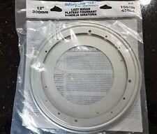 "18/"" Diameter Round Plastic Lazy Susan Set For Kitchen Cabinet     #PLSR18"