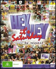 HEY HEY IT'S SATURDAY ~ BY REQUEST Volume 1 DVD ~ DARYL SOMERS~RED SYMONS *NEW*