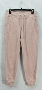 Calvin Klein Performance Women's Terry Jogger Pants, Pink, Size S, NwoT