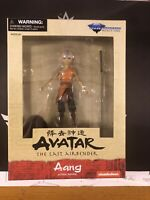 """2019 Diamond Select Avatar The Last Airbender Aang Action Figure 5"""" New"""