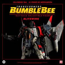 ThreeA Transformers Decepticon Blitzwing Die-Cast Figure Statue NEW SEALED
