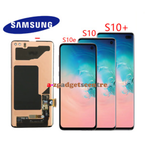 For Samsung Galaxy S10 S10e S10+ OLED Display Touch Screen Digitizer Replacement